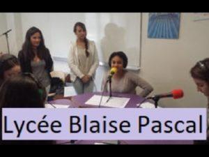 Les-eleves-du-Lycee-Blaise-Pascal-enregistrent-leur-emission_illustration-16-9